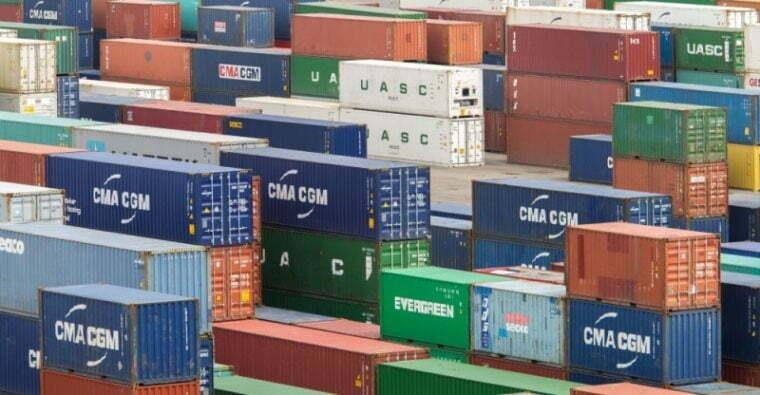 За 4 месяца, морские порты обработали 5,7 млн тон груза