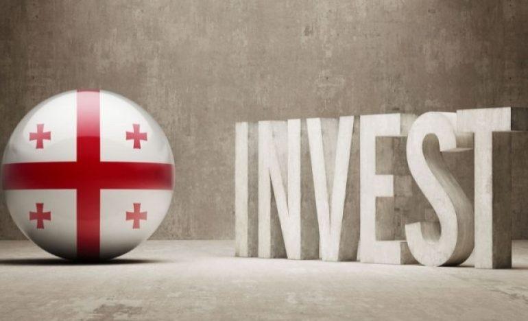 მეორე კვარტალში უცხოური ინვესტიციები 0.5 პროცენტით გაიზარდა