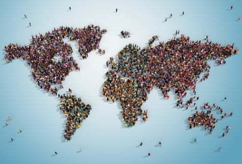 რომელი ქვეყნის მოსახლეობა იზრდება ყველაზე სწრაფად
