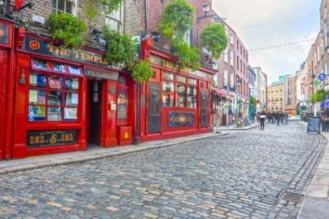 ირლანდიის ეკონომიკა ევროპაში ყველაზე სწრაფად იზრდება
