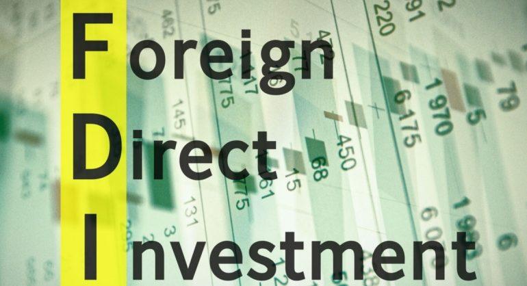 FDI-ის წილი საქართველოს და მსოფლიო ქვეყნების ეკონომიკაში