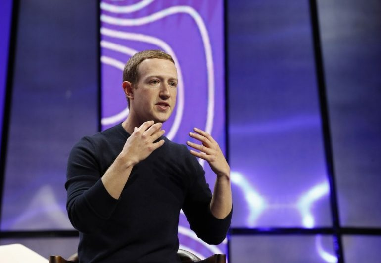 Facebook Worker Unrest Rises With Walkout, Criticism of CEO
