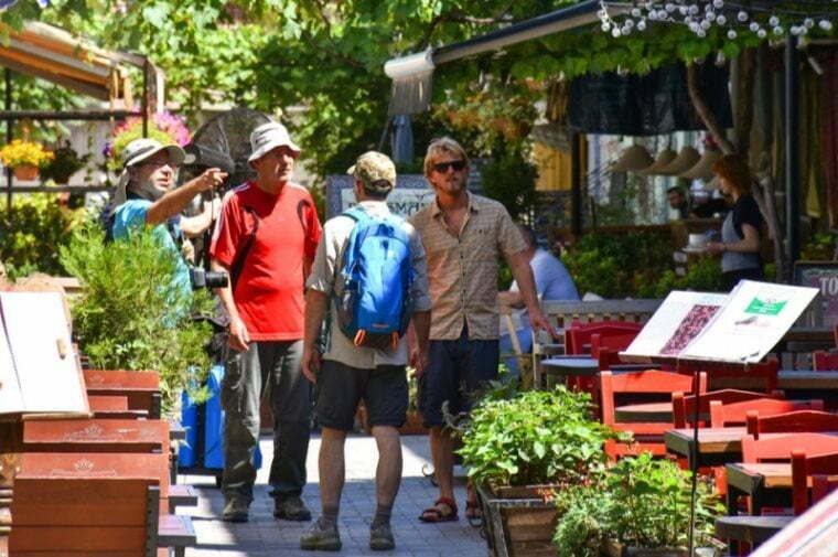 სექტემბერში საქართველოში 25 პროცენტით მეტი ტურისტი შემოვიდა