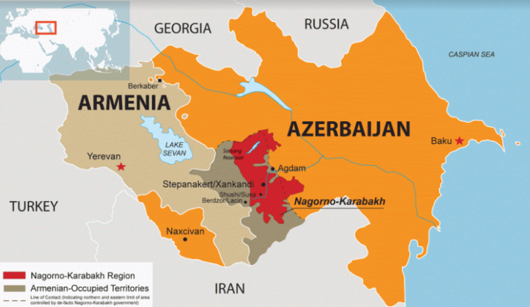 ECONOMIC IMPLICATIONS OF NAGORNO-KARABAKH CONFLICT