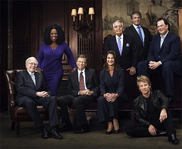 Forbes 400. 20 უმდიდრესი ამერიკელი