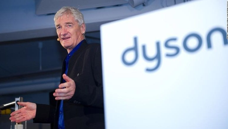 James Dyson designed a new ventilator in 10 days. He's making 15,000 for the pandemic fight