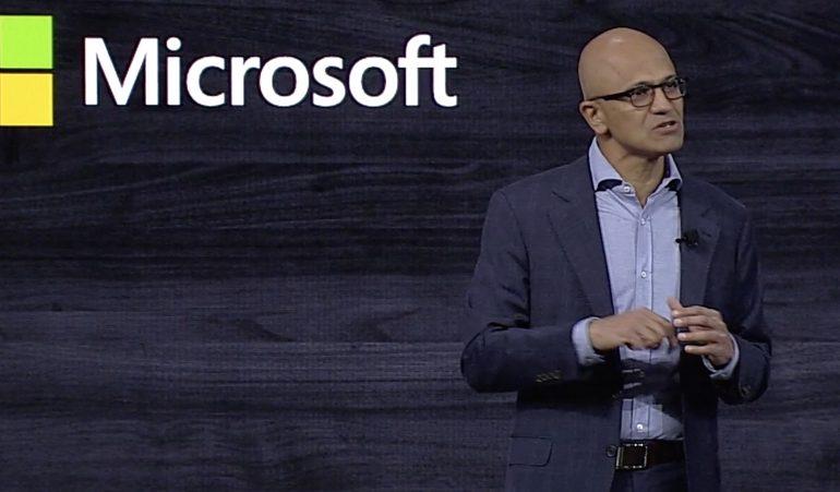 Microsoft CEO Satya Nadella Calls For 'Referendum On Capitalism'