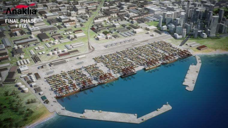 Работа над документом оценки воздействия порта Анаклии на окружающую среду завершена