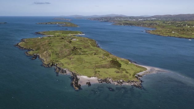 CNBC: An entire island off the Irish coast sells for $6.3 million after only a video tour