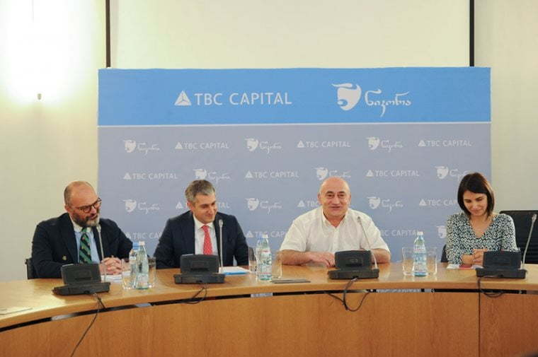 TBC Capital has offered securities of Nikora worth of 10 mln