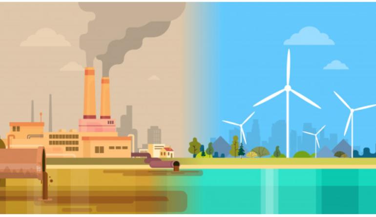 კომპანიები კლიმატური ცვლილებების წინააღმდეგ - ტრანსფორმაცია და ეკოლოგიური პასუხისმგებლობა