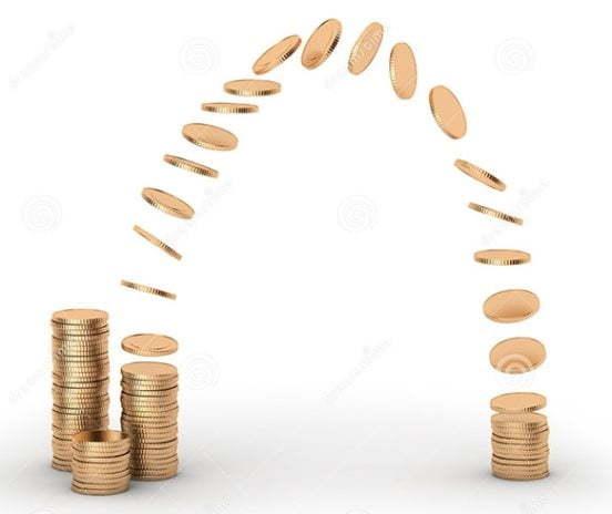 აპრილში ფულადი გზავნილები 4 პროცენტით გაიზარდა