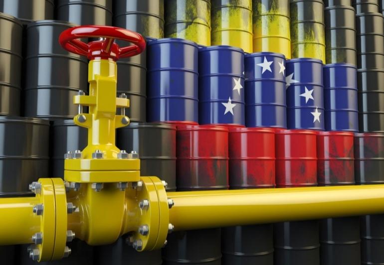 Страны мира с самыми большими резервами нефти