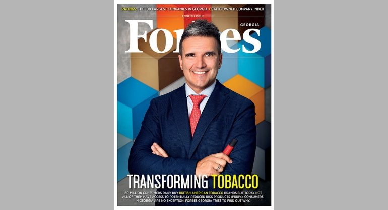 Forbes Georgia in English - Issue #13
