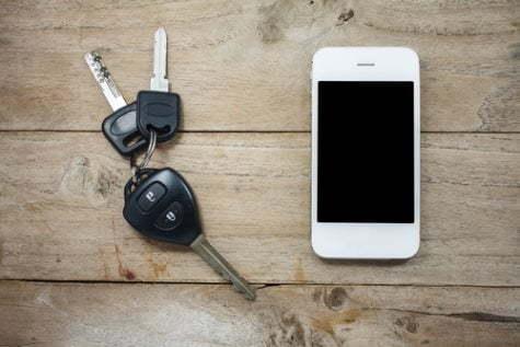 ავტომობილის დასაქოქად გასაღებს მალე სმარტფონი ჩაანაცვლებს