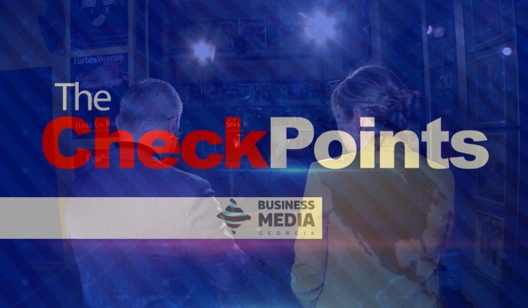 "BMG INTRODUCES NEW PROJECT – WEEKLY ENGLISH TV-SHOW ""THE CHECKPOINTS"""