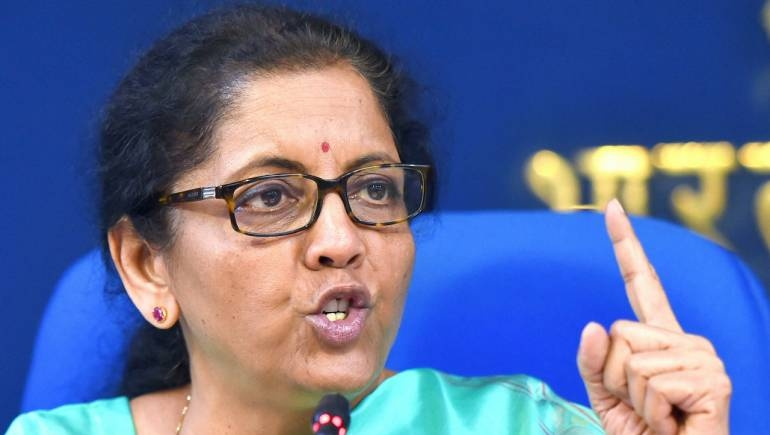 IMF can develop innovative methods for meeting COVID-19 related financing requirements: FM Sitharaman at G20