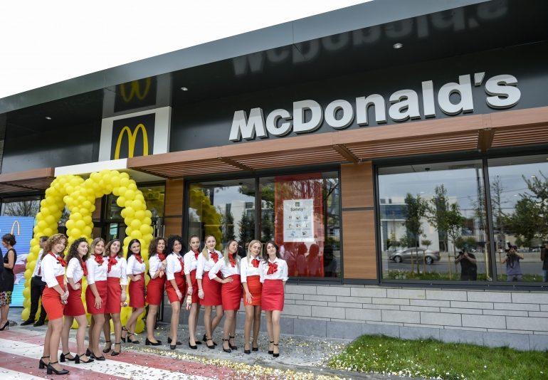 """თბილისში """"მაკდონალდსის"""" ორი ახალი რესტორანი გაიხსნა"""