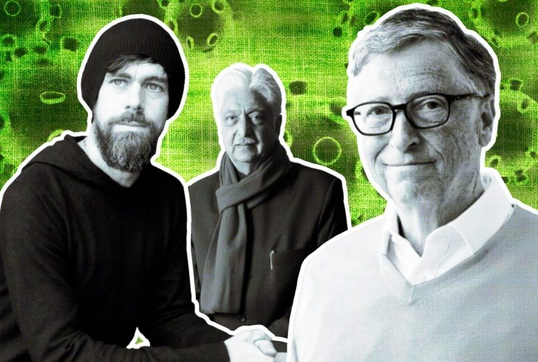 Jack Dorsey, Bill Gates And At Least 75 Other Billionaires Donating To Pandemic Relief