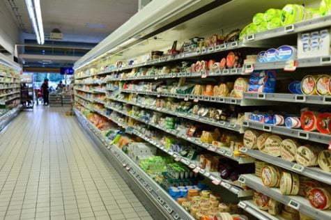 ფრანგულ სუპერმარკეტებს გაუყიდავი საკვები პროდუქტის გადაყრა აეკრძალათ
