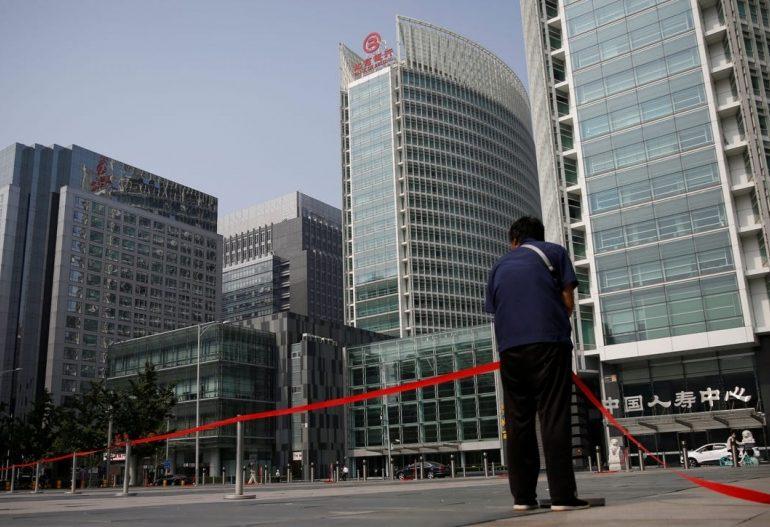 China's economy grows 3.2%, first economy to rise since coronavirus pandemic