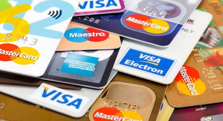 Most popular payment cards in Georgia