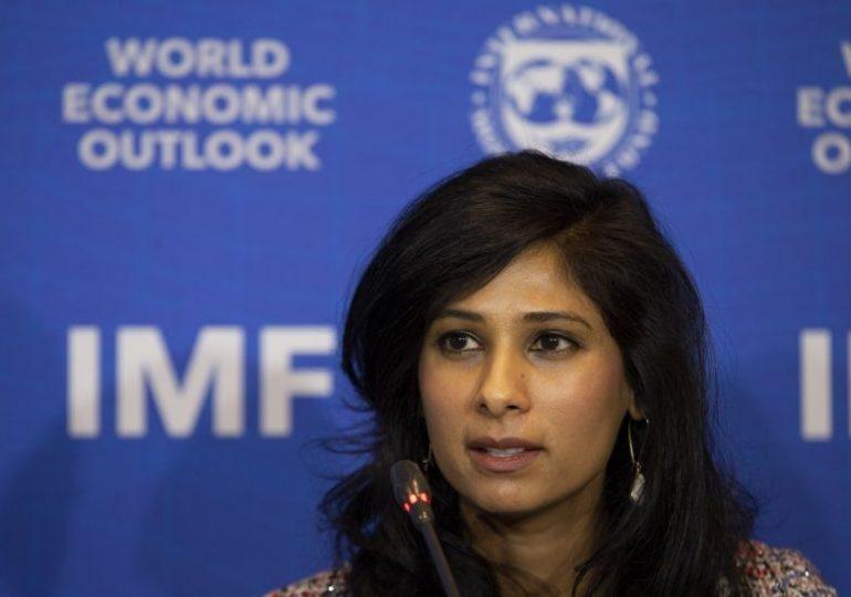 IMF-ი მსოფლიო ეკონომიკის 4.9%-იან ვარდნას ელოდება