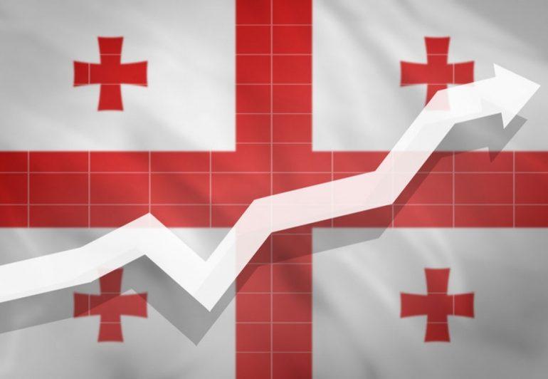 ივნისში საქართველოს ეკონომიკა 5 პროცენტით გაიზარდა