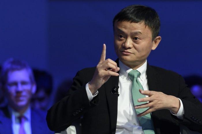 Reuters: Alibaba's Jack Ma sells $8.2 billion worth shares