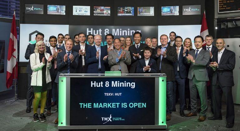Hut 8 Commences Trading On Toronto Stock Exchange