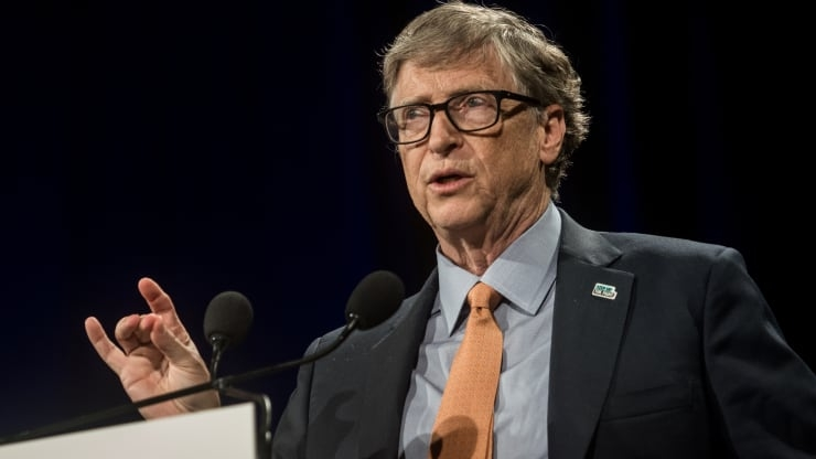 Bill Gates calls coronavirus pandemic a 'nightmare scenario,' but predicts lower death toll than Trump