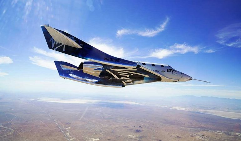 Virgin Galactic will help train astronauts for NASA