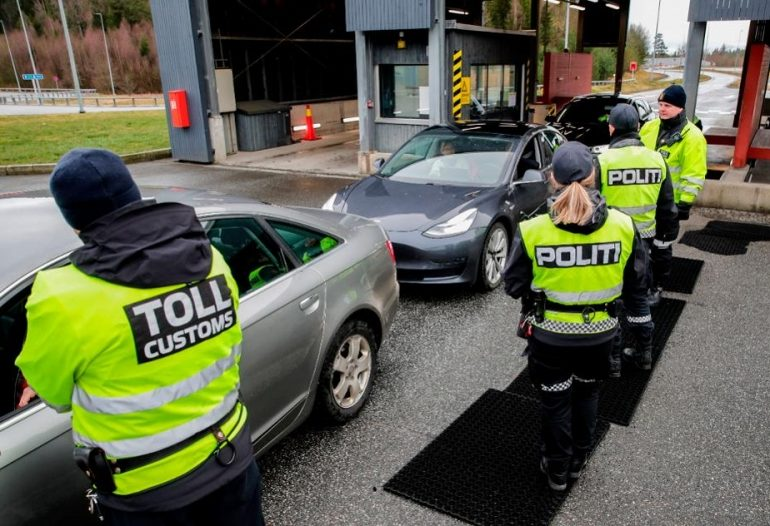 Norway Hands Out $2,000 Fines Or Jail For Ignoring Coronavirus Quarantine