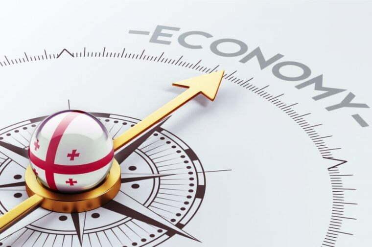თებერვალში საქართველოს ეკონომიკა 4.4 პროცენტით გაიზარდა