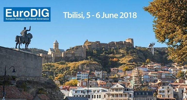 Bitfury Group Delivers EuroDIG's First Keynote on Blockchain