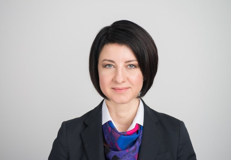 კრისტინა დოროსი კავკასიის რეგიონში Visa-ს რეგიონული მენეჯერი გახდა