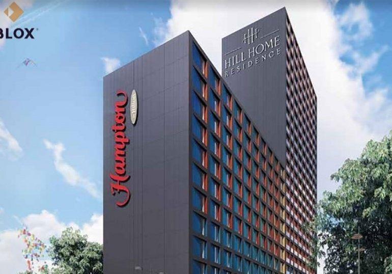 Tifliste Hampton by Hilton oteli açılacak