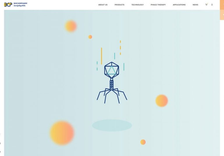 Phages now available online