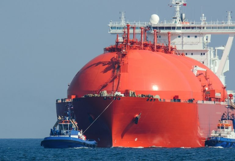 China Is Stocking Up On Cheap LNG