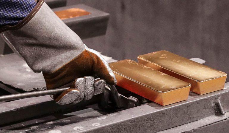 რუსეთმა, პირველად ბოლო 3 ათწლეულის განმავლობაში, უფრო მეტი ოქრო გაყიდა, ვიდრე გაზი