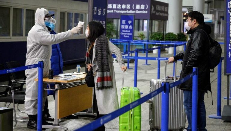 It's An Open Secret That Airport Screenings For COVID-19 Were Always Just Theater - Yahoo News