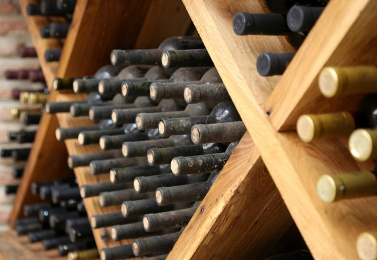 Top 5 Countries Exporting Georgian Wine