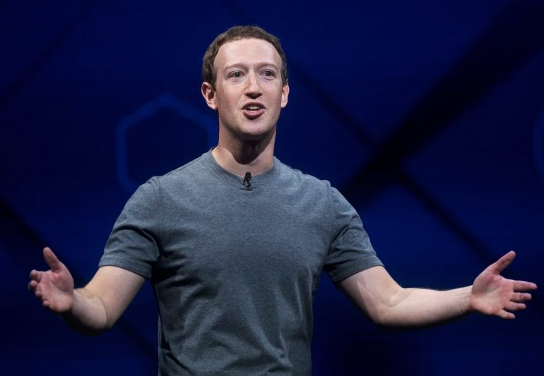 Mark Zuckerberg reportedly said Facebook is 'not gonna change'