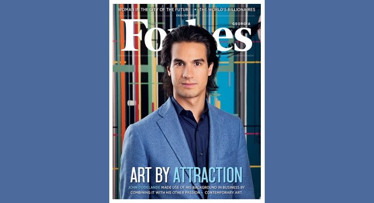 Forbes Georgia in English - Issue #5