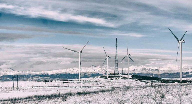 ქარის ელექტროსადგურმა 103 923 000 კილოვატსაათი ელექტროენერგია გამოიმუშავა