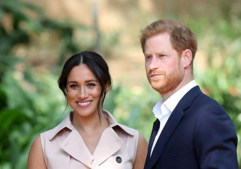 Prince Harry and Meghan sign production deal with Netflix - CNBC