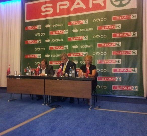 SPAR International საქართველოშია