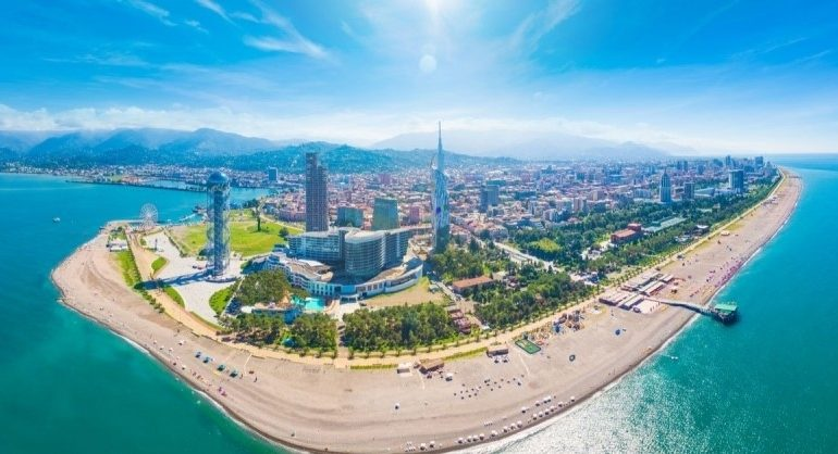 The proportion of international apartment sales in Batumi reached 36%