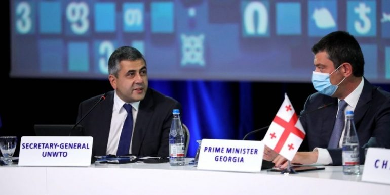 ACTIONS FOR A SUSTAINABLE RECOVERY OF TOURISM - Tbilisi Declaration