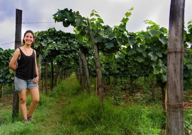 Meet The 25-Year-Old Georgian Winemaker Named To Forbes